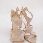 Nude Bride Shoes